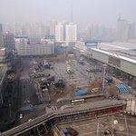 Old Shanghai railway station