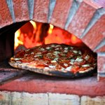 Fralo's Fire Truck Oven