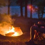 Meramec State Park Campground Photo
