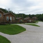 Foto de Middle Brook Cottages & Chalets