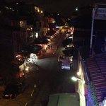 gaden ved hotellet