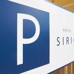 Parcheggio con posto garantito e gratuito