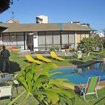 Piscina, Jardines y terrazas