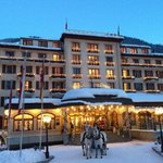Winter Grand Hotel Zermatterhof