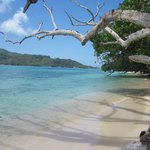 Anse Saint Jose' - Curieuse Island