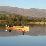 Fishing on Lough Eske