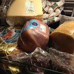 hams & cheeses