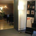 Salon hôtel