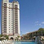 Doubletree hotel.