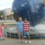 me and son universal