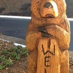 Holiday Inn Bear Welcomes You!