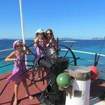 Starboard Captain!