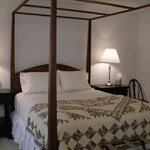 Bed and Breakfast at The Rock Garden Foto