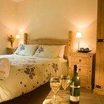 Master bedroom with en suite shower room