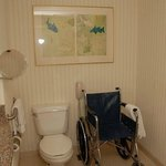Accesible room