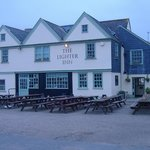 The Lighter Inn, Topsham Quay, Exeter Devon