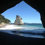 Cathedral Cove: Narnia