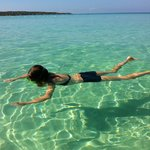 crystal clear water!!!
