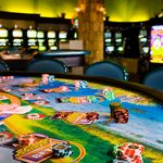 Try your luck at Caribbean Stud Poker
