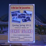 Coming Soon: Coney Island!