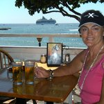 A Sunny Afternoon in Lahaina