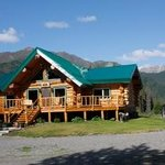 Log Cabin Wilderness Lodge Φωτογραφία