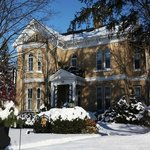 Bright winter days at Hughson Hall