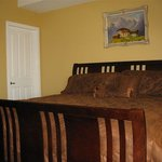 Buc's Bed & Brew Guestrooms Bild