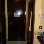 room main door