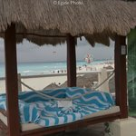 Private Cabana...