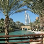 A view from Madinat Souk