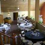 Wedding and Conferences:  Mid Room in the Benchmark Building