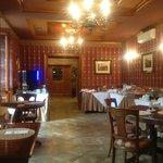 Frühstücksraum und Restaurant
