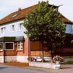Alter Dorfkrug Am Kanal Photo