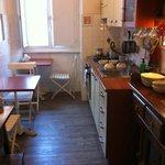 I like the kitchen!!!!! :)