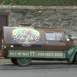 Bushy's Beer van