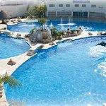 Cancun facilities.