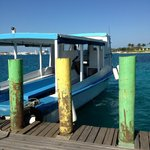 Water ferry to Nassau