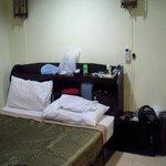 chambre tete de lit