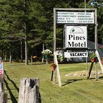 Pines Motel Photo