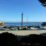 breakfast bay view.