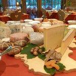 Notre plateau de fromages