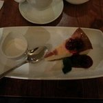 baked cheesecake......superb!