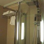 particolari del bagno : la doccia