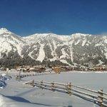 Teton Village and JHMR