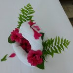 Beautiful Romantic Flowers in Room