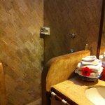 A Bathroom in La Casita