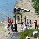 Small Weddings on the beach