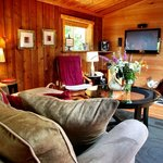Wildberry Cottage Living Room