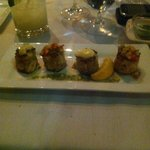 Crab Cake Appetizers